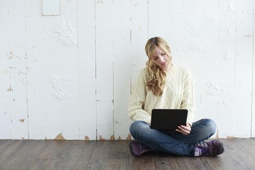 床での正しい座り姿勢で腰痛を改善
